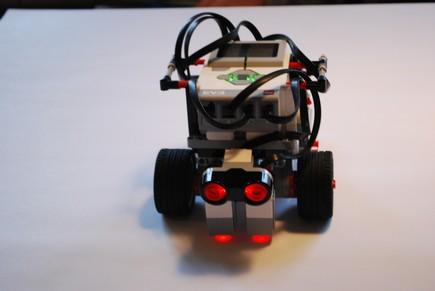 hvordan kan et barn bygge en robot